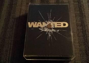 2 DVD ŚCIGANI Wanted JOLIE Freeman edycja specjalna limitowa