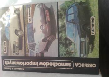 Używany, Fiat 127/1050, Fiat Ritmo 65, Dacia 1300 instrukcja obsługi na sprzedaż  Warszawa