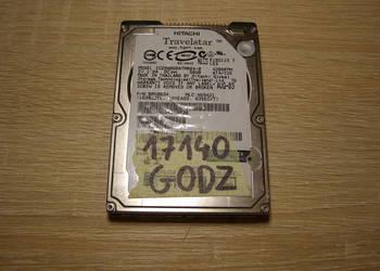 Dysk twardy 60GB ATA IDE 2.5'' HITACHI