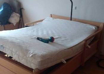 Łóżko rehabilitacyjne 140x200