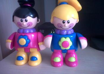 Śliczne lalki TOLO  NOWE,OKAZJA CENOWA,2 szt w cenie 1-nej