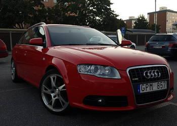 Audi A4 2.0TDI S-Line QUATTRO