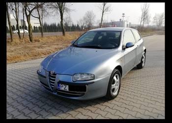 Alfa Romeo 147 Klimatyzacja! Doinwesotwana!  Zadban!
