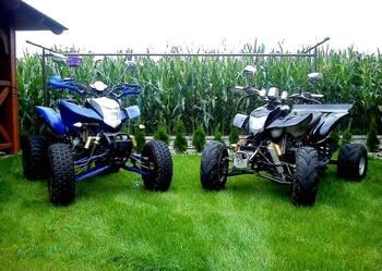 Quady Bashan Nie Yamaha Honda