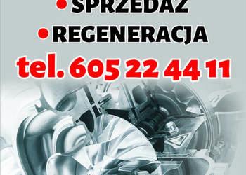Turbosprężarka, turbina VW, AUDI, Citroen, renault, bus,inne