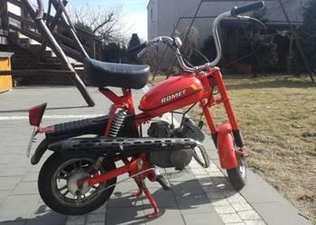 Motorynka Romet r.1987
