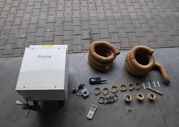 Klimatyzacja podłogowa Truma Frostair1700+komplet do montażu