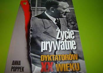 """Anna Poppek """"Życie prywatne dyktatorów XX wieku """""""