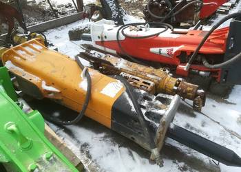 Młot hydrauliczny Rammer DAYNONG 2010r 1800kg