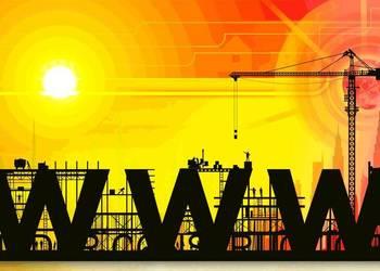 Sprzedaż stron www za 500 zł hosting gratis 0 zł