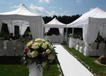 Obsługa ślubów i wesel w plenerze - wypozyczalnia namiotow