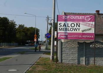 Baner reklamowy 2 x 3 m do wynajęcia Opole