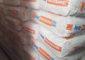 Knauf Goldband 10kg Tynk Gipsowy Reczny Radom Sprzedajemy Pl