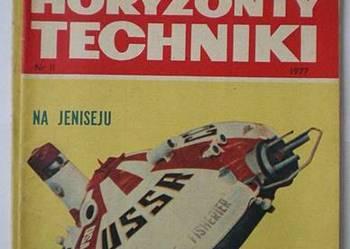 Czasopisma  HORYZONTY TECHNIKI - 1977 rok