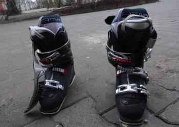 Okazja! Buty narciarskie TECNICA czarne, 24 cm
