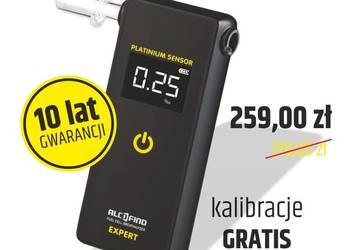 Alkomat AlcoFind EXPERT 10lat gwarancji + Kalibracje gratis
