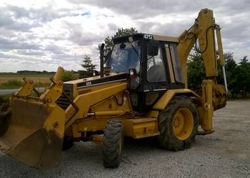 Sprzedam caterpillar cat 428b