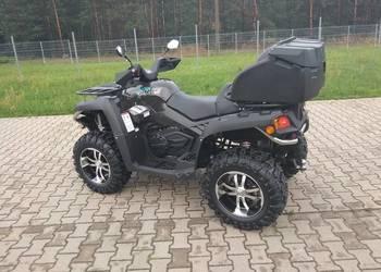 Quad CF MOTO ATV C-FORCE 820 Raty 0% 50/50, używany na sprzedaż  Siedlce