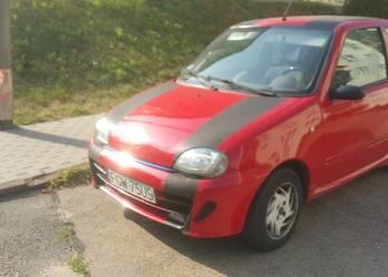 Fiat Seicento 1.1 LPG Sporting Abarth