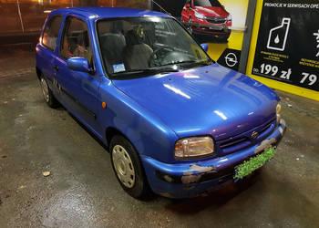 1997 Nissan Micra Samochód osobowy Niebieski 1.0 K11 Warszaw