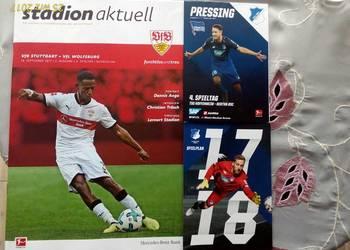 Programy meczowe z Bundesligi - sezon 2017/18