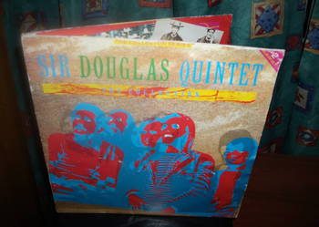 Sir Douglas Quintet - The Collection (1986)Płyty winylowe