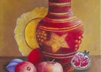 Obraz olejny,malowany ręcznie