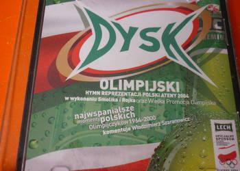 """Płyta VCD """"Dysk olimpijski"""": Smolik i Rojek"""