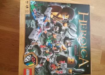 OKAZJA!!! LEGO HEROICA ZAMEK FORTAN 3860