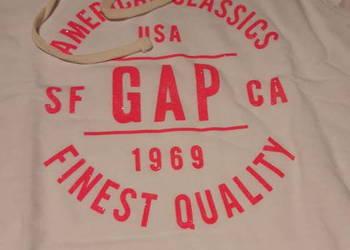 GAP wyprzedaż bluza damska z USA S i M