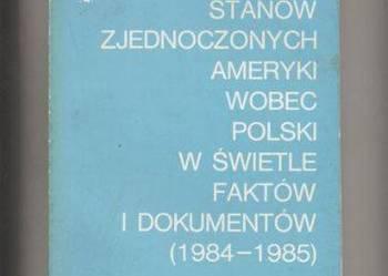 Polityka Stanów Zjednoczonych Ameryki wobec Polski w św
