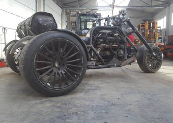Trike MV6 211KM Opel Omega SAM motocykl trajka