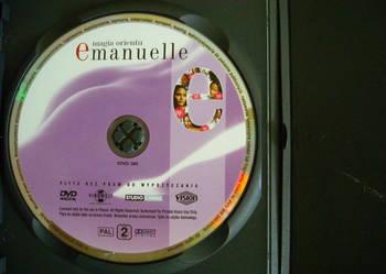 Emanuelle: Magia Orientu DVD