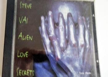 Steve Vai - Alien Love Secrets [CD]
