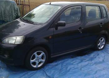 Daihatsu YRV -części