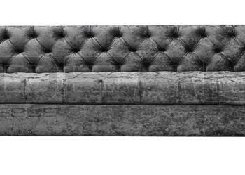 Pikowana Sofa Chesterfield London Ludwik - Glamour