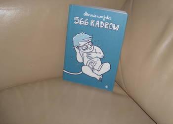 Książka 566 kadrów Dennis Wojda