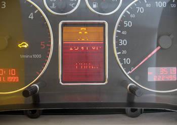 Wymiana wyświetlacza LCD FIS Audi A3,A4,A6,TT Poznań