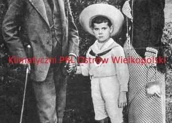 Alberto Pincherle und seine Eltern 1912 rok Post card
