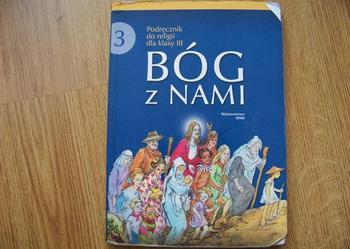 religia, Bóg z nami, podręcznik, książka, edukacja