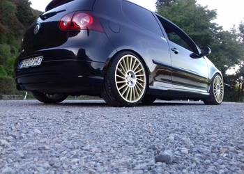 "VW Golf 5 GTI 200KM  ""AXX"""