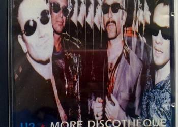 U 2. More Discotheque. Płyta CD.