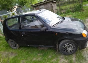 Fiat Seicento 900 lpg