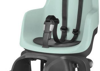Tylny fotelik Rowerowy Bobike Go z mocowaniem na bagażnik