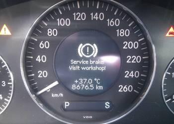 Pompa Hamulcowa Bosch SBC Mercedes W211 CLS E klasa *