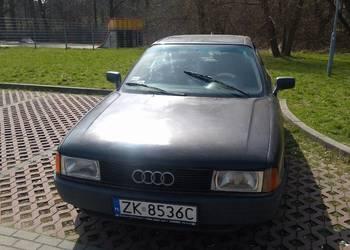 Audi 80 Ocynk