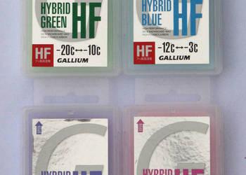 Smar do nart  poślizgowy Gallium HF Hybrid