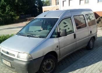 fiat scudo combinato 1,9 td 1997r 6 osobowy