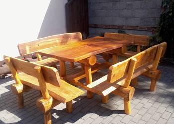 Stoły I ławy Ogrodowe Sprzedajemypl