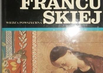 SŁOWNIK SZTUKI FRANCUSKIEJ - DULEWICZ A.